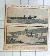 1915 Hm Destroyer Lark Help Class Avenge The Recruit Airmen Reconnoitre