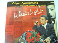 Serge Gainsbourg LP Du chant a la lune! Vol: 1+2  NEW-OVP