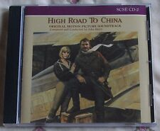 HIGH ROAD TO CHINA (John Barry) rare original ltd. ed. mint USA cd (1990)  OOP!