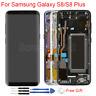 Para Samsung Galaxy S8 G950F / S8+ Plus G955F Complete Pantalla LCD Táctil+Marco