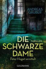 Die schwarze Dame ► Andreas Gruber (2017, Taschenbuch) ►►►UNGELESEN