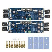 30W Class A Amplifier Board 2-Channel Power Amplifier Class A Amp Board A30-L12