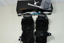 Snowfeet Snow Skates Short Skis OSFA 5-13 Shoe Size US