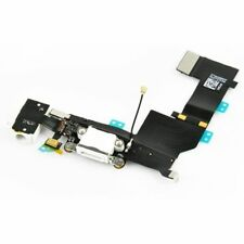 Pour iPhone 5 Noir Port de charge de remplacement Chargeur Câble Flex USB dock et micro