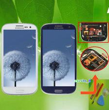 LCD Display Pantalla Táctil + Frame Para Samsung Galaxy S3 Neo i9301 i9301i
