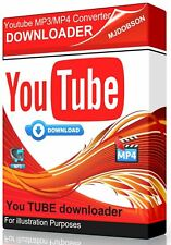 Youtube to MP3/MP4 Converter Video Downloader and Converter