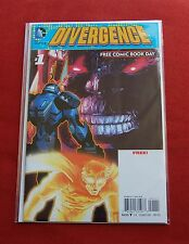 Divergence - Issue 1 - FCBD - Batman - Superman - Justice League - DC Comics