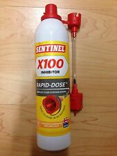 SENTINEL X100 INHIBITOR Rapid-Dose for Central Heating Systems