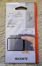 Sony PCK-LM15 LCD Screen Protect Semi Hard Sheet A7 RX1 RX1R RX100 II RX100M3
