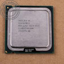 Intel Pentium D 950 - 3.4 GHz Dual-Core (SL8WP SL94P SL95V SL9K8)LGA 775 CPU