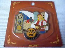 1 Hard Rock Cafe Alternative City Magnet Prague,Prag,Kein Opener oder Pin