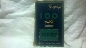 VINTAGE GREGORY'S 100 MILES 'ROUND SYDNEY 21st EDITION