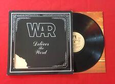DELIVER THE WORD WAR UAS29521 VG+ VINYLE 33T LP