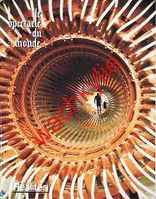 Le spectacle du monde 220 du 07/1980 Nucléaire  militaire Berlinguer KGB Gautier