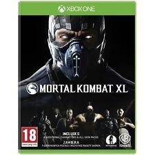 MORTAL KOMBAT XL XBOX ONE GAME-NUOVO di zecca!