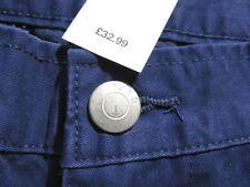 GAP pantaloni chino tessuto cotone consistente fresco e morbido Mis. W38 (IT52)
