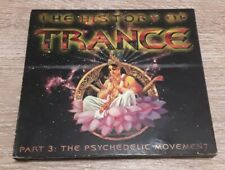 The History Of Trance Vol. 3,  2 CD 1997 - The Psychedelic Movement