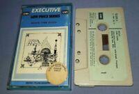 PINK FLOYD RELICS PAPER LABELS cassette tape album T7515