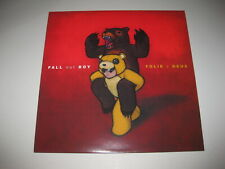 Fall Out Boy - FOLIE A DEUX - NEW BLACK Vinyl Record 2 LP