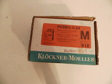 Klöckner Moeller PKZM0-0,24 Motorschutzschalter