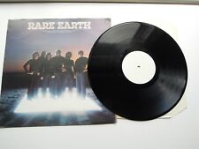 RARE EARTH LP ' BAND TOGETHER ' TEST PRESSING EX / NR MINT