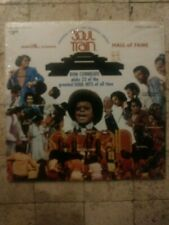 Soul Train Hall Of Fame LP Vinyl Record Original 1973 Soul Funk R&B Album
