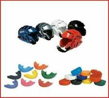Proforce Sparring Karate Head Guard Helmet Mouth Piece Case Tkd Foam Gear