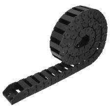 catena passa porta cavi 15mm x 30mm Nylon Towline Drag Chain Wire Carrier cnc