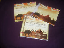 SIGNED by Sir Andrew Davis - Edward Elgar THE CROWN OF INDIA CHANDOS  2 CD set