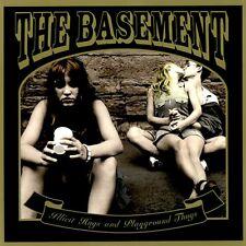 Basement-Illicit Hugs and Playground Thugs CD   New
