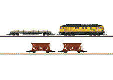 "Märklin 81451 Z Gauge Construction Train DB "" Bahnbau """