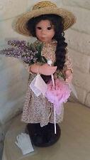 Julie Good-Kruger Doll Rebecca  (Of Sunnybrook Farms) 1996 22 in NIB USA