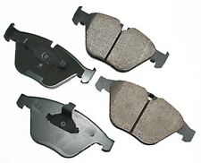 For BMW 335i 525i 528i 530i 545i 550i M3 X1 Z4 Front Disc Brake Pads Akebono