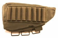 Acme Approved Rifle Buttstock Cheek Rest Ammo Pouch - OD Green