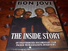 Bon Jovi - The inside story Dvd .... New
