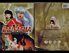InuYasha - Complete Season 6 - (2008) Brand New 4-Disc Deluxe Edition Box Set