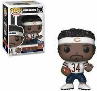 Funko 33301 Pop NFL Legends Walter Payton Vinyl, Multi