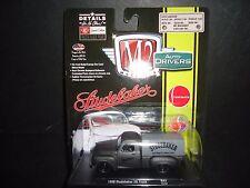 M2 Studebaker 2R Truck 1950 Matte Black 11228-41 1/64