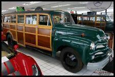 1954 Chevrolet 4400 WOODY ESTATE BUS