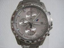 Herren Uhr BMW M Armbanduhr Analoge Quarzuhr mit Datumsanzeige