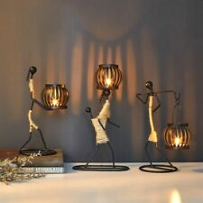 Metal Table Center Candle Holders For Candles Centerpieces Garden Candlestick