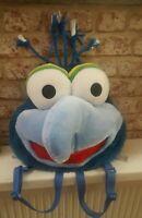 Giftware Jim Henson Disney Muppets - Gonzo - Soft Plush Stuffed Backpack Bag
