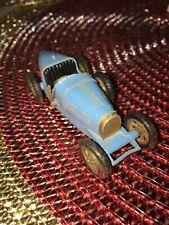MATCHBOX YESTERYEAR~BUGATTI 1926 TYPE 35 ~Y6-3-2~BLUE CAR