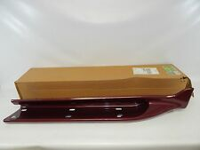 New OEM 1995-1997 Ford Explorer Front Rocker Panel Moulding Trim Burgundy Red