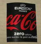 "Image Coca-Cola Sticker #1 ""Hugo LLORIS"" France PANINI Euro 2016"