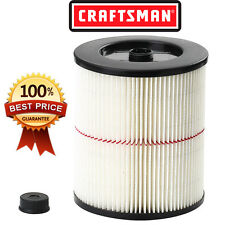 NEW Craftsman General Purpose Red Stripe Vac Cartridge Filter 17816
