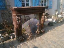 Façade cheminée néo Renaissance