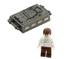 LEGO STAR WARS Han Solo + Han Solo in Carbonite MINIFIG new from Lego set #75137