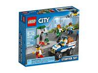 LEGO®  City 60136 Polizei-Starter-Set - NEU / OVP