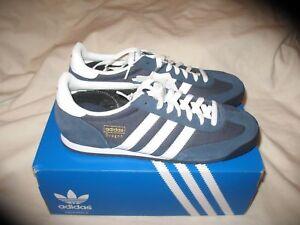 adidas dragon blu navy